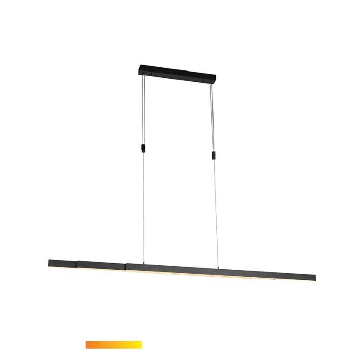 Lámpara-colgante-ajustable-antracita-2700-5000K-LED---JULIET