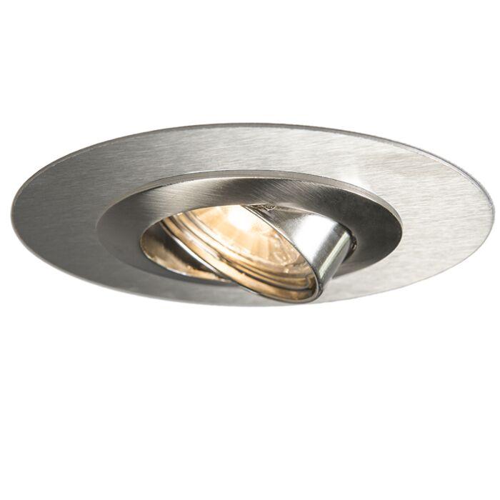 Foco-empotrable-acero-con-anillo--EDU