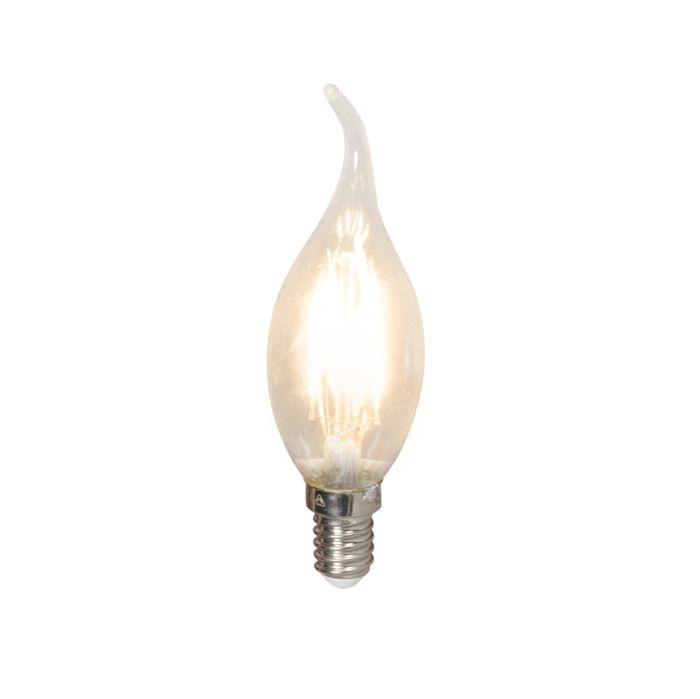 Bombilla-de-vela-LED-filamento-E14-240V-3,5W-350lm-BXS35-regulable