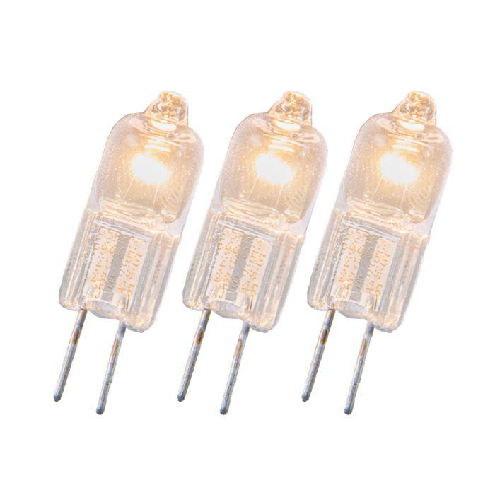 Set-de-3-bombillas-halógenas-G4-20W-12V