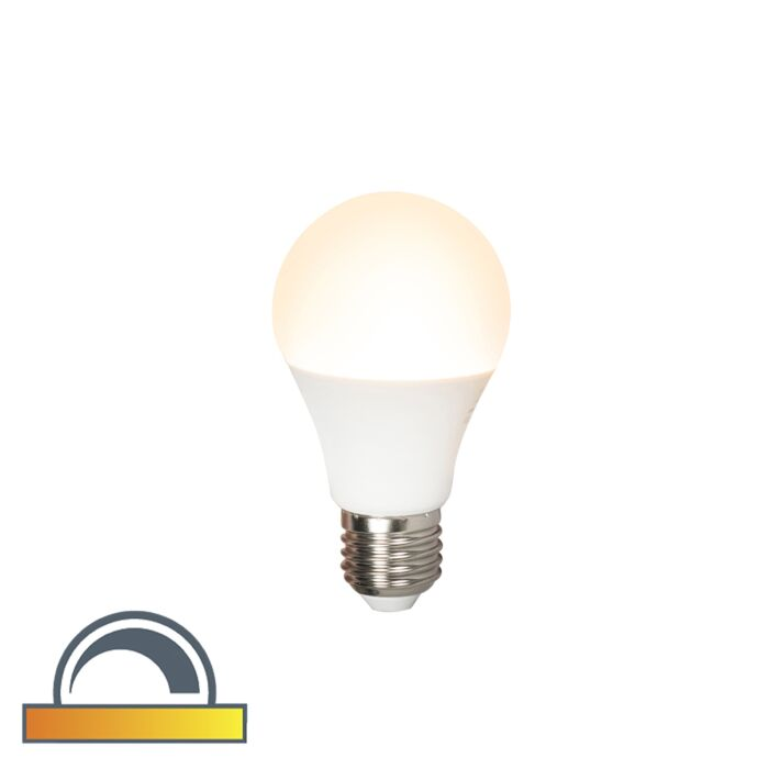 Lámpara-LED-regulable-E27-A60-7W-510lm-2000K---2700K