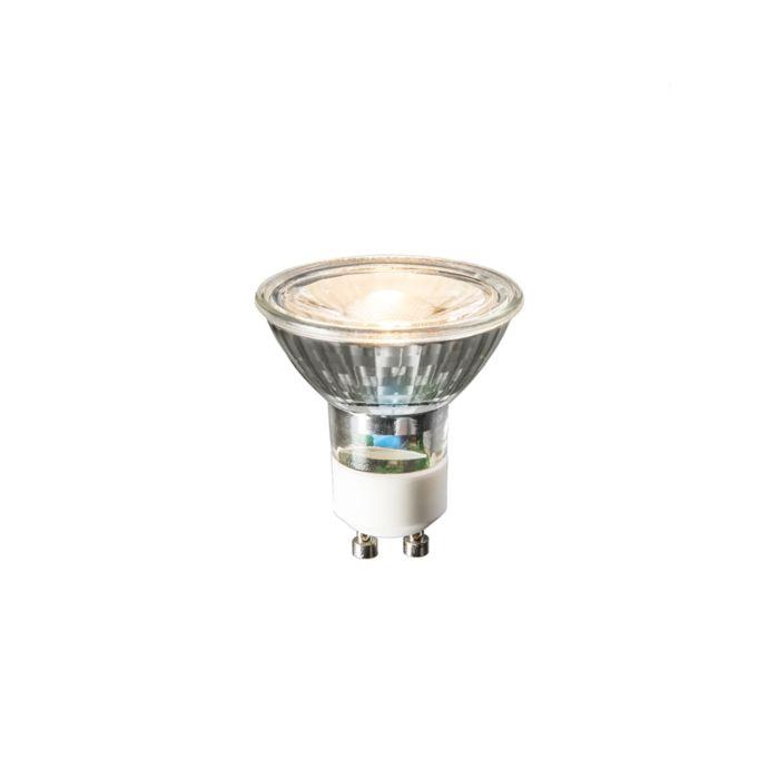 Bombilla-GU10-LED-240V-3W-230lm-blanco-cálido