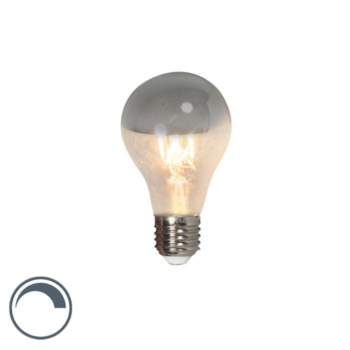 Lámpara-de-incandescencia-LED-regulable-E27-A60-espejo-frontal-4W-300lm-2300-K