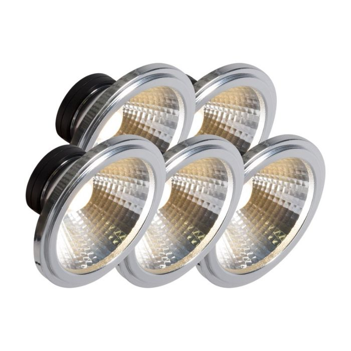 Set-de-5-bombillas-AR111-LED-COB-7W-24°