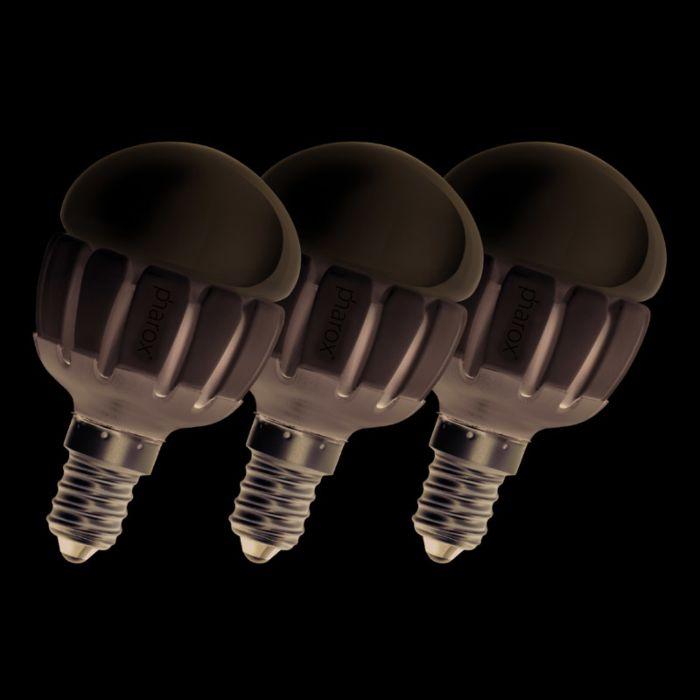 Set-de-3-bombillas-Pharox-LED-200-P45-E14-5W-230V