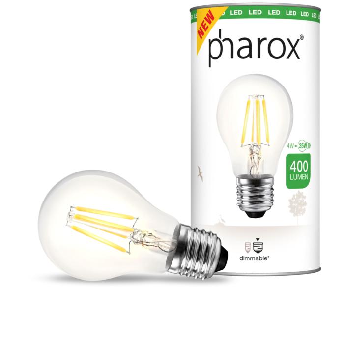 Bombilla-Pharox-LED-filamento-4W-A60-transparente-400lm