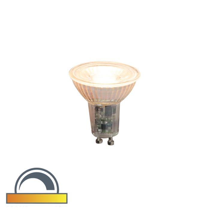 Lámpara-LED-regulable-GU10-5.5W-360lm-2000K---2700K