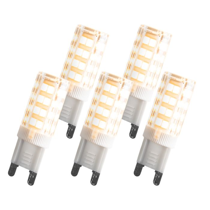 Set-de-5-bombillas-G9-LED-3,3W-280LM