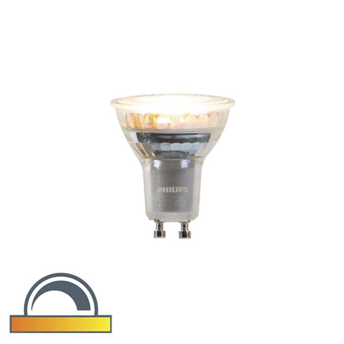 Lámpara-LED-GU10-PHILIPS-4.5W-245-lm-regulable-en-Kelvin