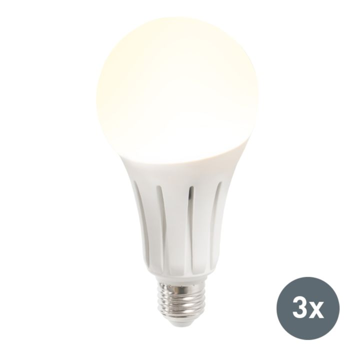 Set-de-3-bombillas-LED-B80-24W-E27-blanco-cálido