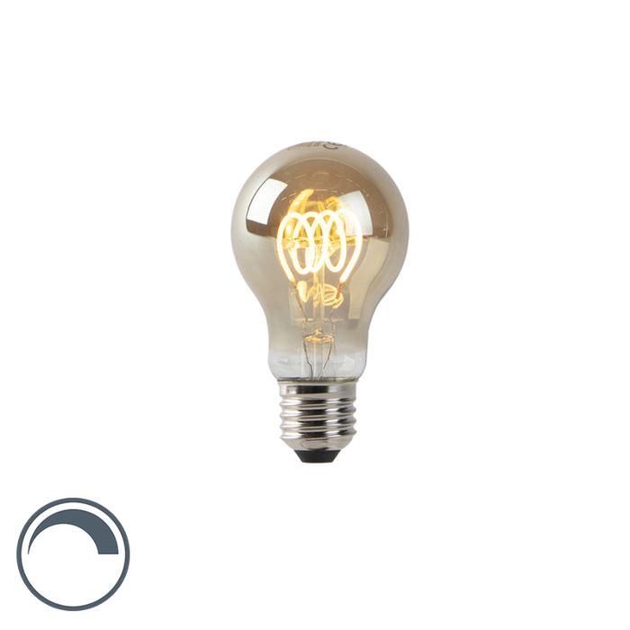 Bombilla-filamento-espiral-ahumado-LED-regulable-E27-160lm-2200K
