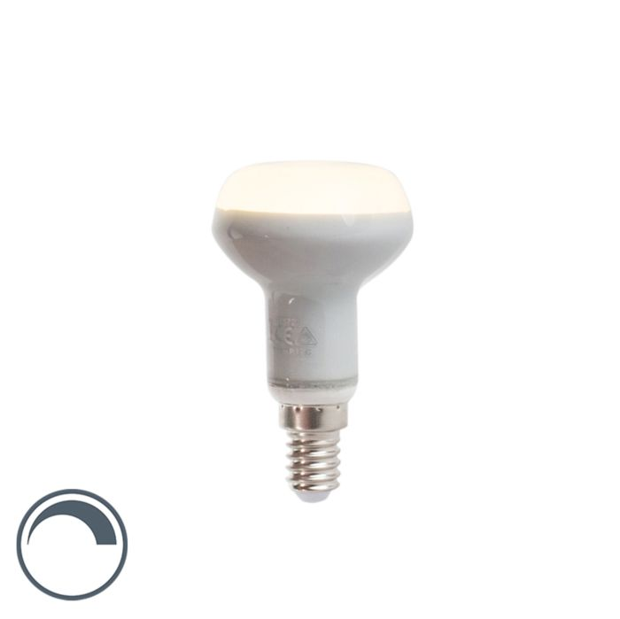 Bombilla-reflectora-LED-regulable-E14-R50-3W-220lm-2800K