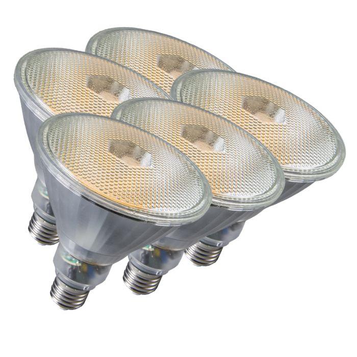 Set-de-5-bombillas-PAR-38-E27-20W-800LM-2700K