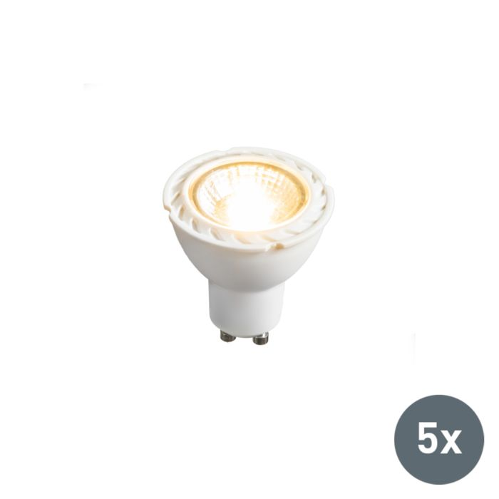 Set-de-5-bombillas-LED-GU10-240V-7W-2700K-regulable