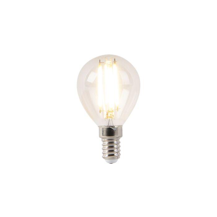 Bombilla-E14-bola-LED-filamento-4W-400LM-2700K