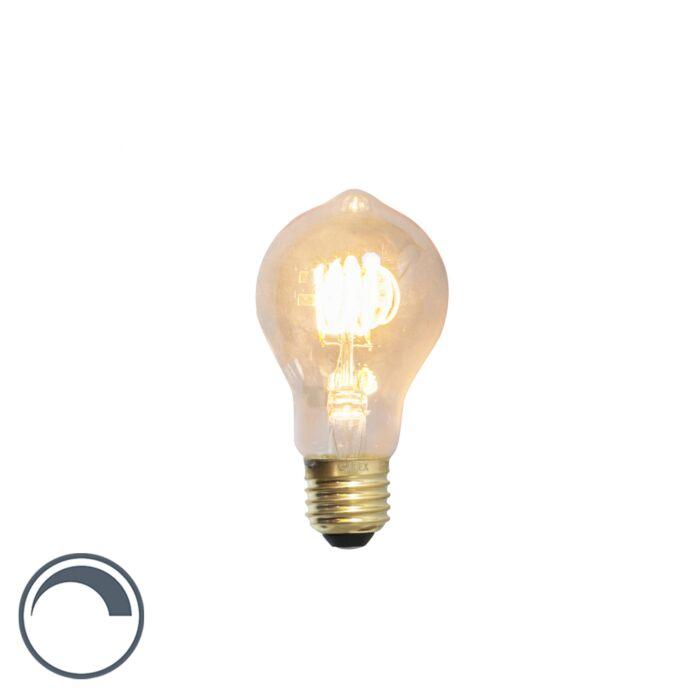 Bombilla-LED-filamento-en-espiral-E27-240V-4W-200lm-regulable