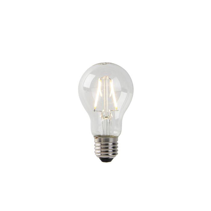 Bombilla-LED-E27-A60-2W-2700k-cristal-transparente-filamento-