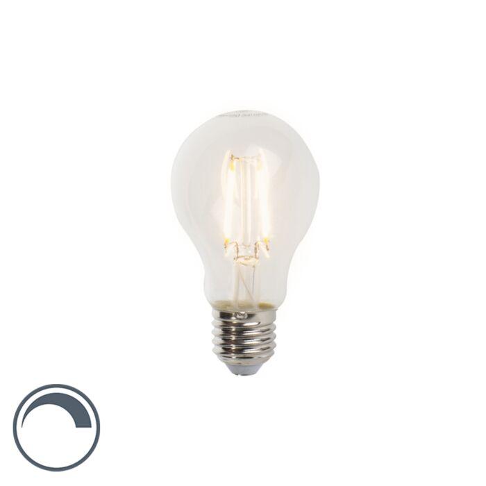 Lámpara-de-incandescencia-LED-regulable-E27-A60-5W-470lm-2700-K