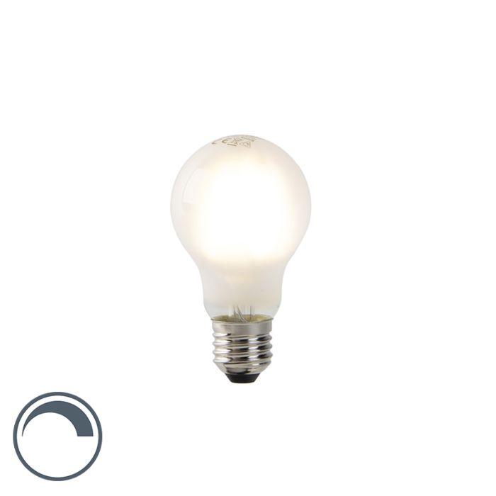 Lámpara-de-incandescencia-LED-regulable-E27-A60-vidrio-esmerilado-4W-320-lm-2700K