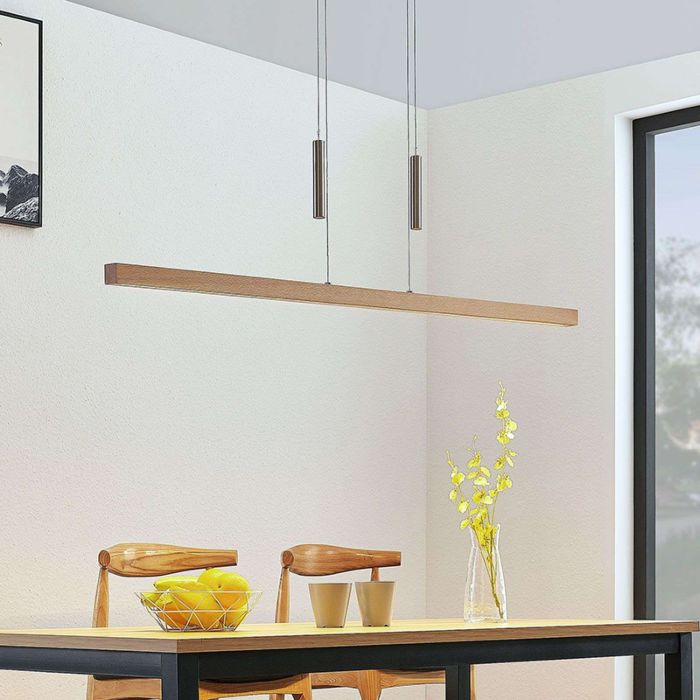 Landelijke-hanglamp-hout-incl.-LED---Tamlin