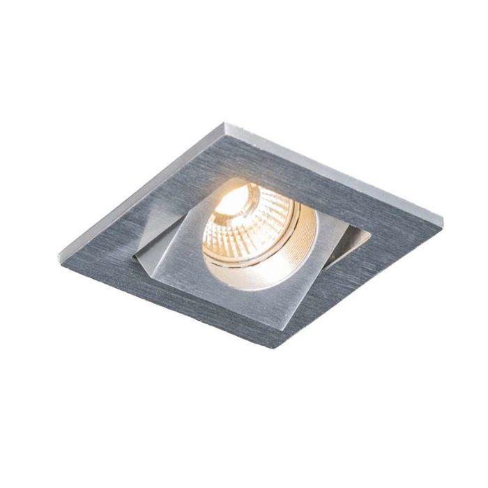 LED-empotrado-QUALE-cuadrado-de-aluminio