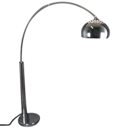 Lámpara-de-arco-con-cubierta-de-cromo