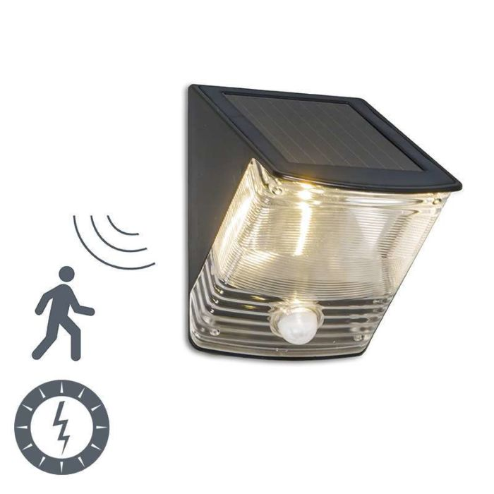 Lámpara-para-exterior-DARK-LED-con-energía-solar