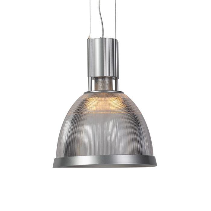 Lámpara-colgante-industrial-redonda-de-aluminio---Industry-Rim