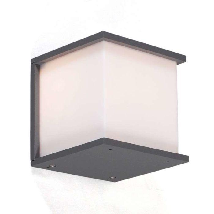 Lámpara-para-exterior-QUBEC-grafito