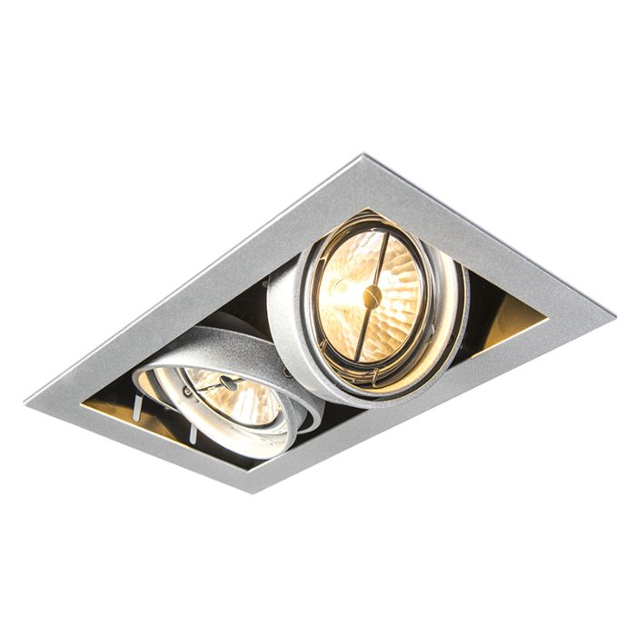 Foco-empotrado-rectangular-aluminio---ONEON-111-2