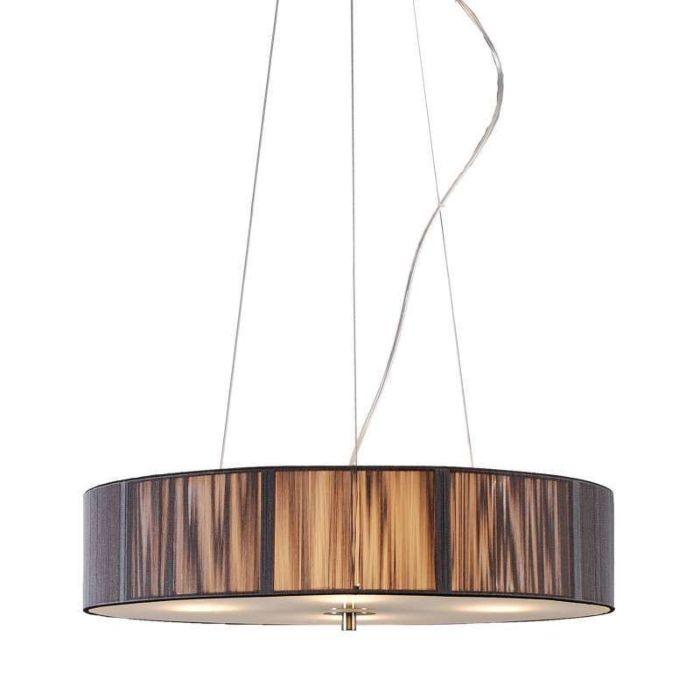 Lámpara-colgante-DRUM-Rope-redonda-50