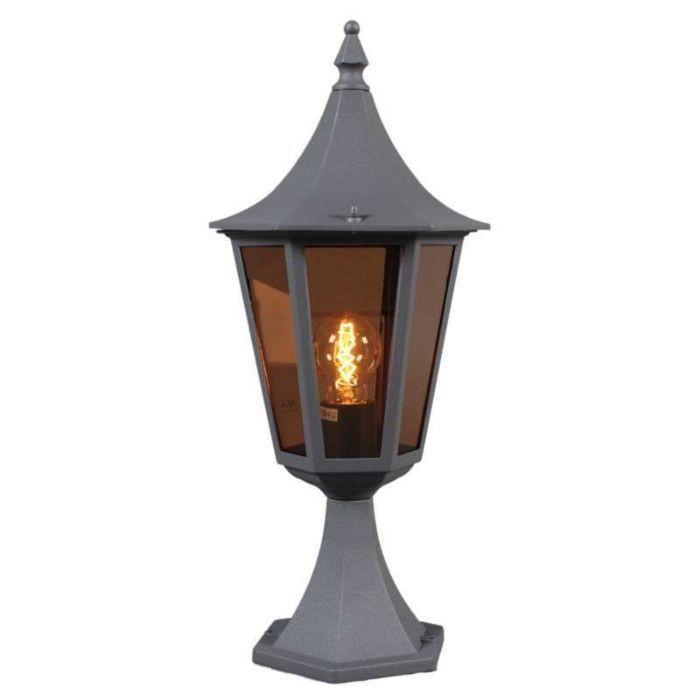 Lámpara-para-exterior-President-P52-grafito