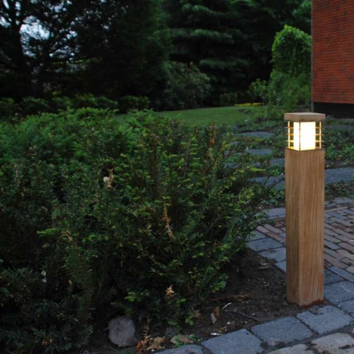 Buitenlamp-Colin-Square-Teak