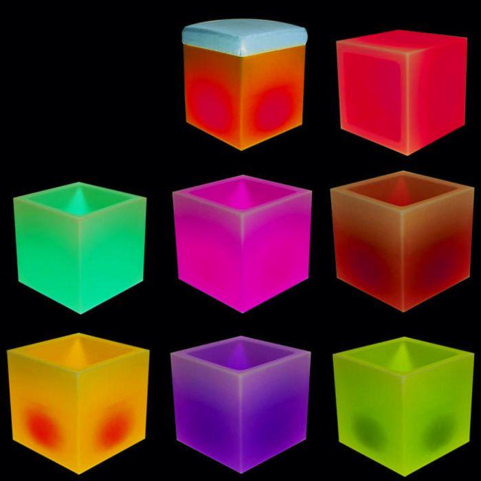 Florero-o-cubo-LED-con-cojin-38cm