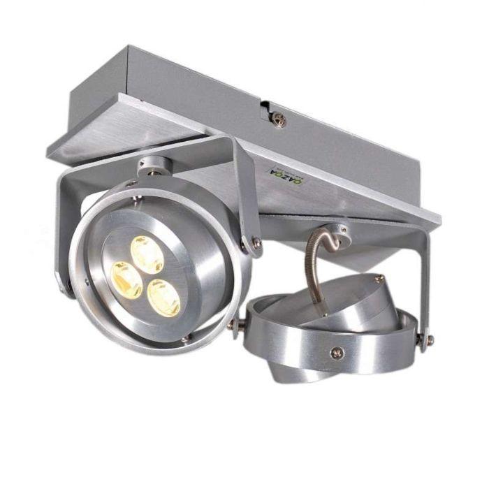 Plafón-KEONI-2-LED