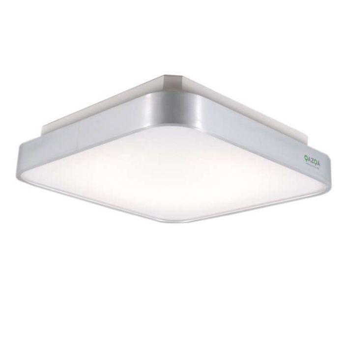 Plafón-SCREEN-Square-30-aluminio