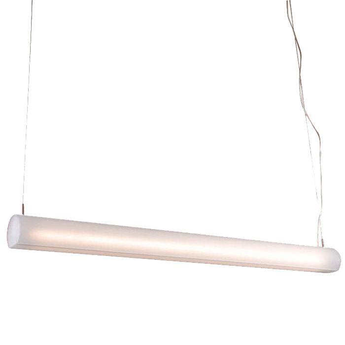 Lámpara-colgante-TUBE-28W-blanco