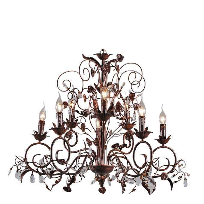 Lámpara-de-araña-ROMANCE-5luces