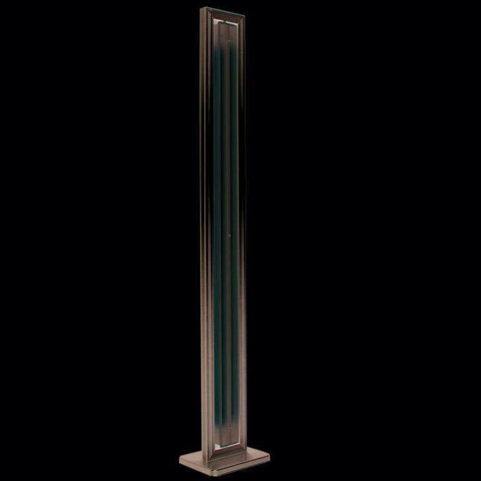 Lámpara-de-pie-TUBE-plata-derecho-2-x-35W
