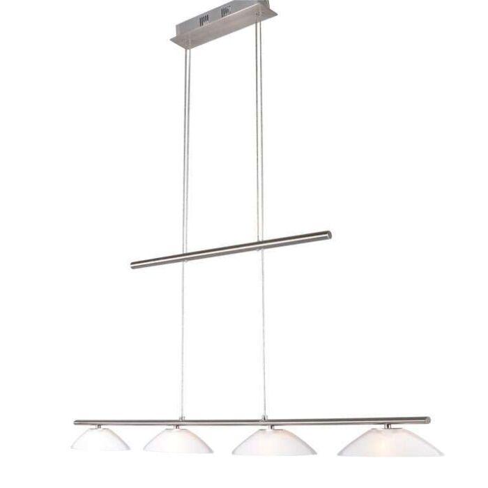 Lámpara-colgante-BARCA-4-acero