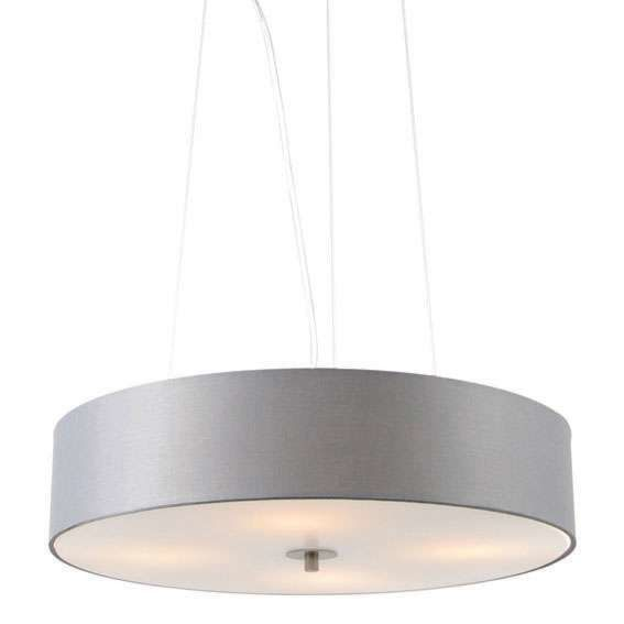 Lámpara-colgante-DRUM-50-gris