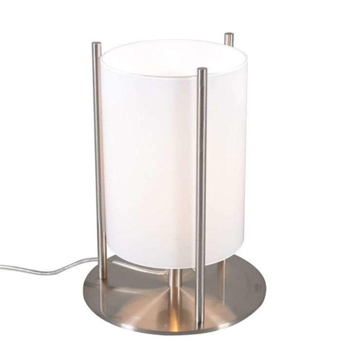Lámpara-de-mesa-BOY-Delux-acero