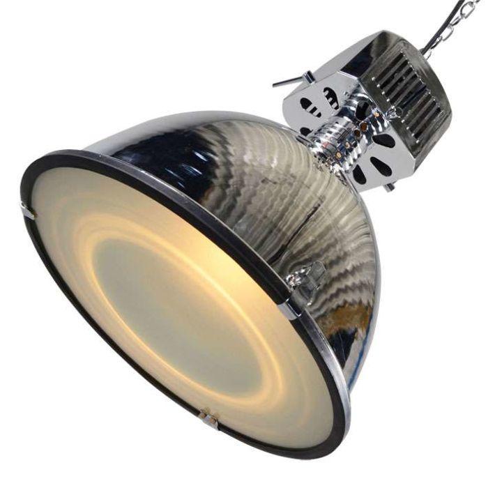 Lámpara-colgante-Classic-INDUSTRY-2-cromo