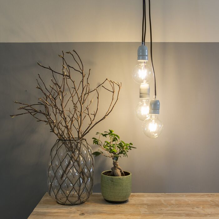 Lámpara-colgante-CAVO-morada