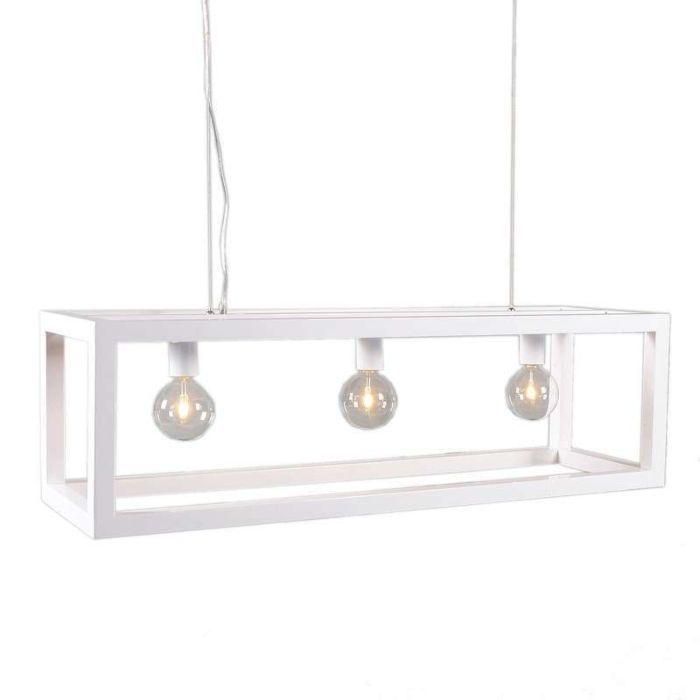 Lámpara-colgante-CAGE-3-blanca