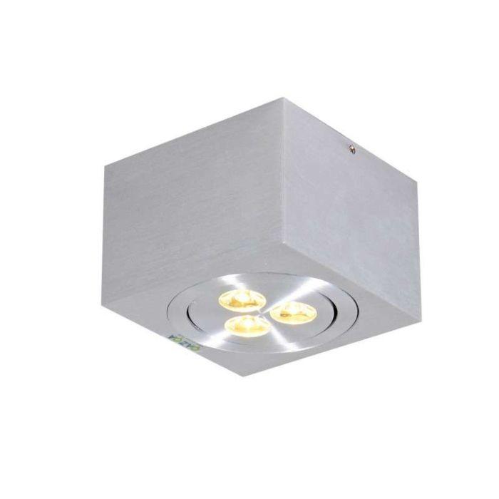 Plafón-KEONI-cuadrado-aluminio