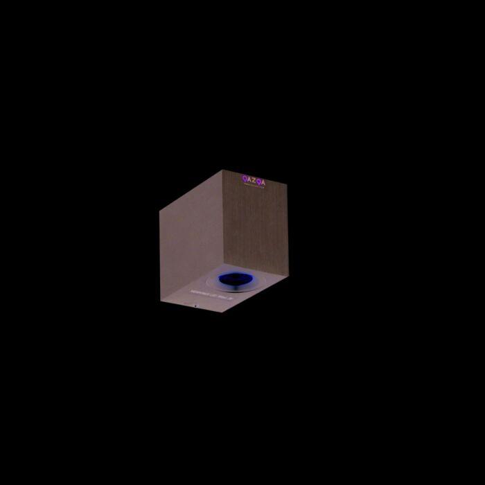 Aplique-de-pared-XTERIOR-2LED-aluminio