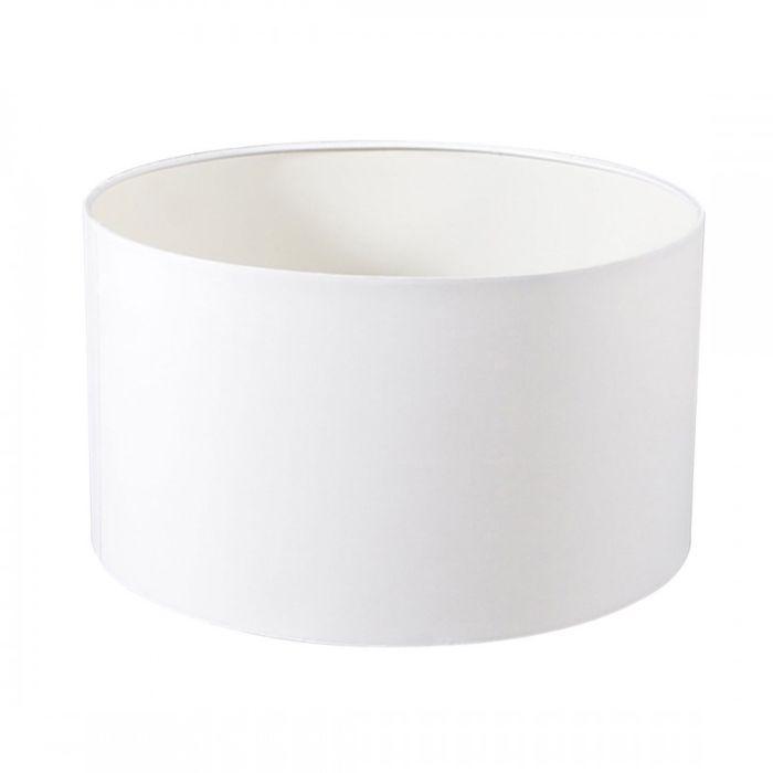 Pantalla-para-lámpara-colgante/de-pie/-de-mesa-40/40/22.5-blanco