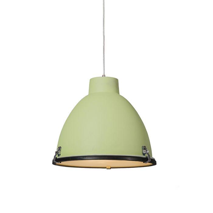 Lámpara-colgante-ANTEROS-38-verde