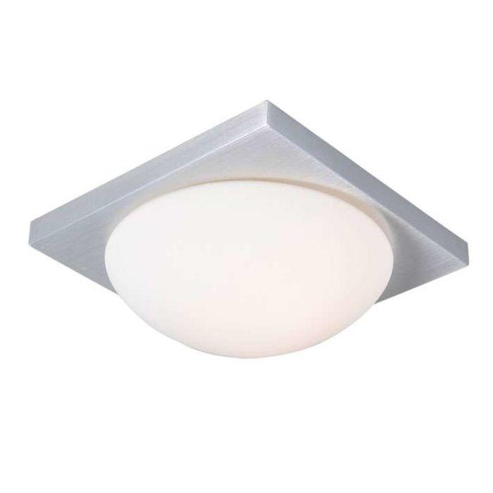 Plafón-MENTA-25-cuadrado-aluminio